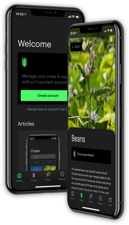 Croprotect App